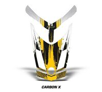 Snowmobile Hood Graphics Kit Decal Wrap For Ski Doo Rev XR GSX Summit 2013 CBX Y