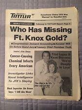 National Tattler 8/18/1974 Trini Lopez, Kaye Stevens, Jim Brown, Marilyn Monroe