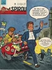 JOURNAL DE SPIROU N°1407 . 1965 . + MINI-RÉCIT NON MONTÉ . ( 345 ) .