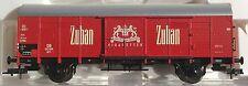 Fleischmann 5304 K gedeckter Güterwagen Zuban H0