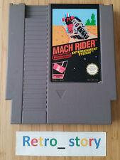 Nintendo NES Mach Rider PAL