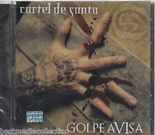 SEALED - Cartel de Santa CD NEW Golpe Avisa ALBUM 12 Canciones... BRAND NEW