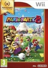 Mario Party 8 Nintendo Wii Video Game Complete Manual PAL