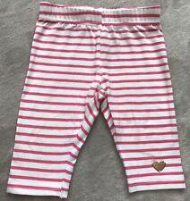 PUMPKIN PATCH 00 Pink/White Leggings EUC. 10 Items = $5 Post