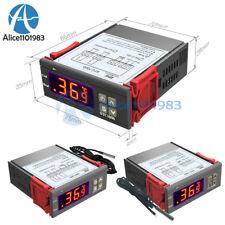 Dst1000 Stc1000 Dc 12 72v 12v 24v Ac 110 220v Temperature Controller Thermostat