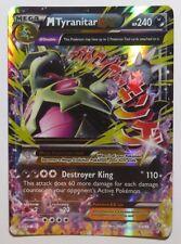 Mega Tyranitar ex - 43/98 XY Ancient Origins - Ultra Rare Pokemon Card