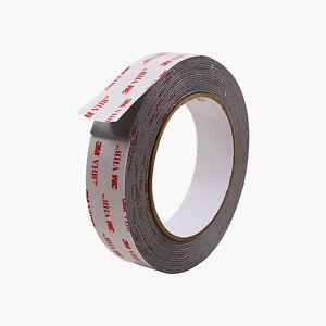 3M Scotch 4941 VHB Tape: 1 in. x 15 ft. (Grey)