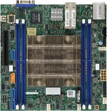 Supermicro X11SDV-12C-TLN2F Motherboard Mini-ITX Xeon D-2166NT FULL WARRANTY