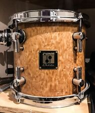 Sonor Delite Birdseye Maple 6pc Drumset