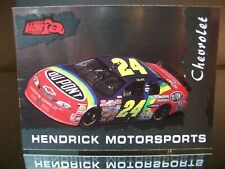 Jeff Gordon #24 Dupont The Score Board Racing IQ 1997 Card #45