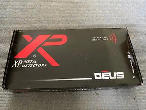 XP DEUS + REMOTE + WS5 + HF Coil