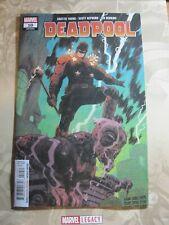 Deadpool 10 1st Appearance Good Night Batman Parody NM 9.4 Unread MARVEL comic