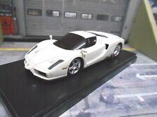 FERRARI ENZO v12 Blanc White super voiture de sport kyosho Dnano Prix Spécial 1:43