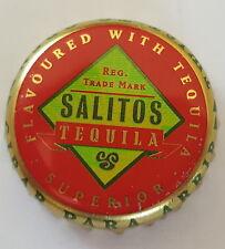 German  bier cap kronkorken: Salitos Tequila Flavoured with Tequila Superior
