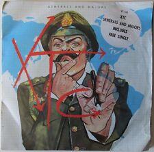 "XTC-Generals And Majors-Virgin-VS 365-Vinyl-7""-Single-Record-45-New Wave-1980s"