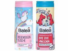 (16,65€/L) Balea Doppelpack ★ Regenbogendusche + Bye Bye Unicorn Cremedusche ★