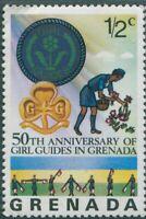 Grenada 1976 SG793 ½c Girl Guides MNH