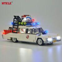 Led Light Kit For LEGO Ghostbusters Ecto-1 21108 Lighting Set building kit Ideas