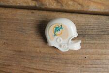 Vintage Plastic NFL Miami Dolphins Helmet Push Pin/Thumbtack