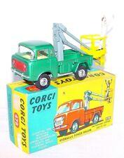 Corgi Toys 1:43 Hydraulic Tower Wagon On Forward Control Jeep FC-150 MIB `65 NEW
