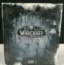World of Warcraft WoW Wrath of the Lich King Collector's Edition, no artwork