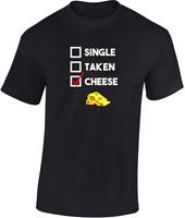 Individual Taken Cheese Camiseta Regalo Divertido Hombre Mujer Unisex Broma