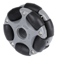 58mm Plastic Omni Wheel For DIY    Robot Car Toy