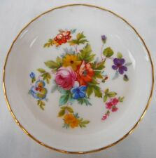 """Pair of MINTON PORCELAIN """"MARLOW"""" PATTERN TRINKET DISHES - EXCELLENT CONDITION"""