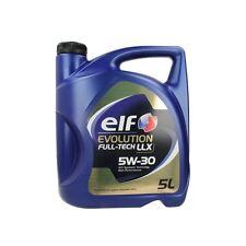 Motoröl ELF Evolution Fulltech LLX 5W30 5 Liter