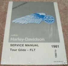 AMF Harley Davidson Shovelhead Service Manual 80-81 (45