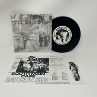 "Odd Man Out DSI Records Punk Rock Compilation Vinyl Record 7"""