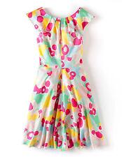 Floral Cap Sleeve Tea Dresses Plus Size for Women