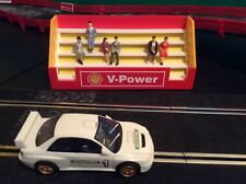 1:32 Scale V-Power Grandstand & 6x Figures Scalextric Carrera SCX
