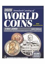 World Coins. Catálogo Universal de Monedas. 1901/2000.(siglo XX). Edición 2019