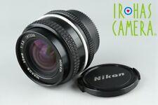 Nikon Nikkor 20mm F/3.5 Ai Lens #21099 A4