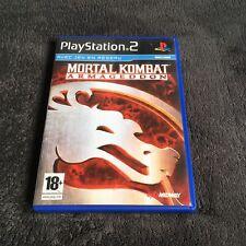 PS2 Mortal Kombat Armageddon FRA CD état Neuf Playstation 2 #1