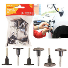 Amtech J1931  6pc Dent Puller Pad Set Clear Suction Car Bodywork Repair Remover