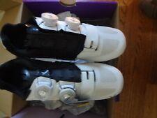 Liv Macha Women's Cycling Shoes, Black / White Size 7.5