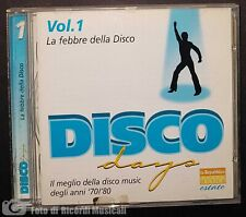 DISCO DAYS VOL 1 Barry White Diana Ross Donna Summer Tavares Village People