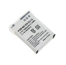 INSTEN Li-Lon Battery For Nikon EN-EL12 High Capacity Compatible With Nikon S610