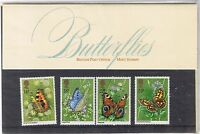 GB Presentation Pack 126 1981 Butterflies 10% OFF 5