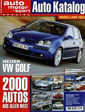 ams Auto Katalog 2004 Isdera Lincoln Callaway Ascari De La Chapelle UAZ AC GAZ