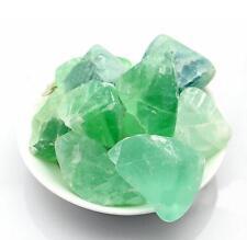 Hot 50g Natural Fluorite Stones Crystals Quartz Healing Point Fluorspar Specimen