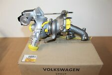 VW Polo Audi A3 1.2 TSI Turbocharger & Manifold 03F145701RX New Genuine VW part