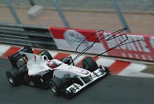 Kamui Kobayashi Hand Signed 12x8 Photo Sauber F1 4.