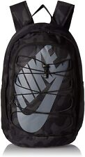 NEW NIKE HAYWARD 2.0 BLACK GREY CAMO BACKPACK LAPTOP BAG $55