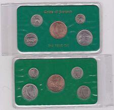 Irlanda 1968 ANNO SET CONFEZIONE DI 5 monete in condizione Quasi Nuovo