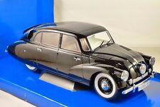 1937 TATRA 87 in Black 1/18 scale model by MCG
