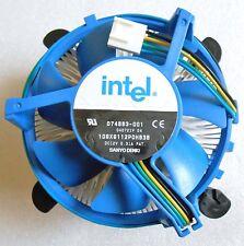 NEW Original Intel Core 2 Extreme Heatsink Cooling Fan for LGA775 Quad Core CPU