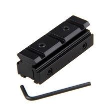 Adapter 11mm to 20mm Prismenschiene Weaver Picatinny Zielfernrohr Montage Base